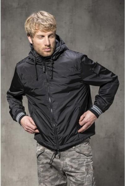 """Soft Jacket """"Daniel"""" schwarz"""