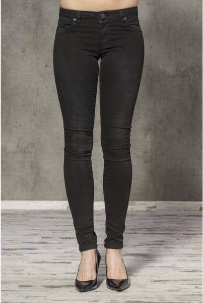Cashmere Jeans schwarz